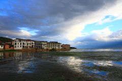 Dali Erhai Lake Royalty-vrije Stock Foto
