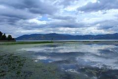 Dali Erhai Lake Royalty Free Stock Photography