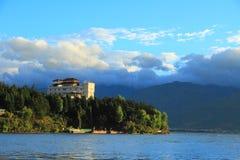 Dali Erhai Lake stock photos