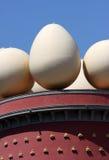 dali figueres博物馆s西班牙 免版税库存照片