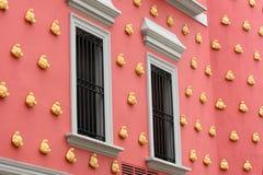 dali fugueres muzealny Salvador Spain obrazy royalty free