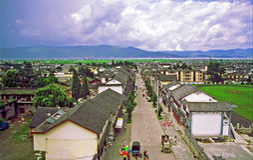 Dali historic town, china Royalty Free Stock Photo