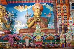 Dali Monastery, Darjeeling, India Stock Photo