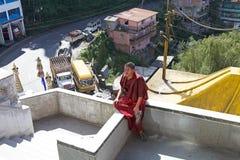 Dali Monastery, Darjeeling, India Stock Image