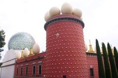 Dali Museum Stockfotos