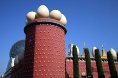 Dali Museum,Figueras Stock Photography