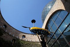 Dali Museum in Figueres Royalty Free Stock Photography