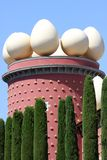 Dali Museum in Figueres Royalty Free Stock Photo