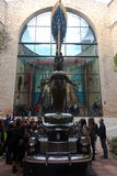 Dali Museum in Figueres, Spain Royalty Free Stock Image