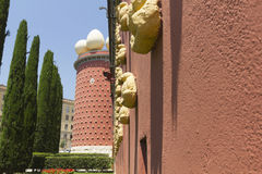 Dali Museum in Figueres, Spain Stock Photos