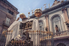 Dali Museum in Figueres Royalty Free Stock Photos