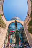 Dali museum interior Royalty Free Stock Images
