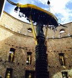 The Dali museum in Spain, Figueras. Amazing photo of Dali museum in Spain, Figueras Stock Photo