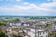 Dali Old Town en Yunnan, China Foto de archivo libre de regalías