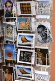 Dali postcards Royalty Free Stock Images
