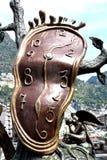 Dali rzeźba w Andorra Zdjęcie Stock