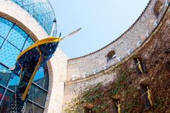 Dali Theatre and Museum  in Figueres Stock Photography