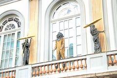 Dali Theatre och museum Arkivbilder