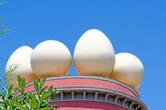 Dali Theatre y el museo en España Imagen de archivo libre de regalías