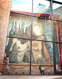 Dali Theatre y museo en Figueras Fotografía de archivo libre de regalías