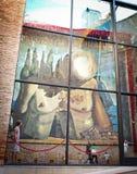 Dali Theatre y museo en Figueras Imagen de archivo libre de regalías