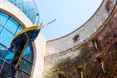 Dali Theatre y museo en Figueras Fotografía de archivo