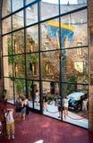 Dali Theatre y museo en Figueras Foto de archivo
