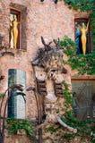Dali Theatre y museo en Figueras Foto de archivo libre de regalías