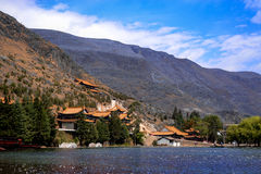 Dali, Yunnan Zdjęcia Royalty Free
