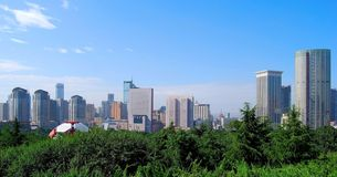 Dalian, China. Royalty Free Stock Photos