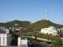 Dalian, China foto de stock