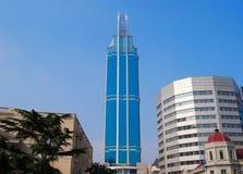 Dalian, Cina. immagine stock