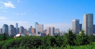 Dalian, Cina. Fotografie Stock Libere da Diritti