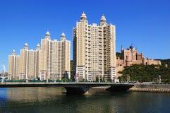 Dalian city Stock Image