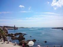 Dalian Gold Coast. Dalian has a beautiful sea called the gold coast Royalty Free Stock Image