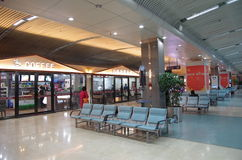 Airport of the Dalian,China Stock Photos