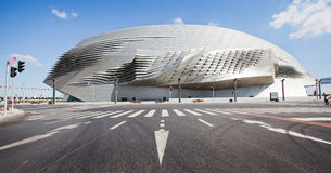Dalian international conference center Royalty Free Stock Images