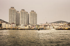 Dalian Russian District Stock Photo