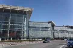 Dalian World Expo Center Royalty Free Stock Images