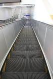 Daling in de lift Stock Foto's