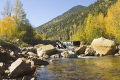 Daling van Rockies Stock Foto's