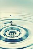 Daling van water Stock Fotografie