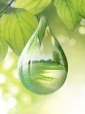 Daling van water Royalty-vrije Stock Afbeelding