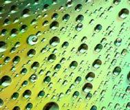 Dalingen op CD Stock Afbeelding
