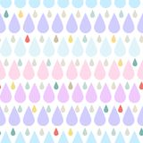 Dalingen in pastelkleuren vector illustratie