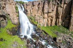 Dalingen van de het noorden de Duidelijke Kreek van Colorado Stock Afbeelding