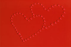 Dalingen van Liefde vector illustratie