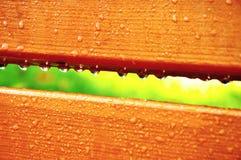 Dalingen van water Stock Foto's