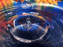 Dalingen van water royalty-vrije stock fotografie