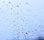 Dalingen van water abstracte achtergrond Stock Foto's